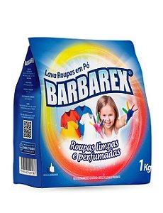 Barbarex Lava Roupas em Pó 1 kg