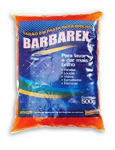 Barbarex Pasta Para Brilho 500 g.