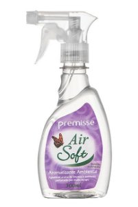 Premisse Aromatizador Air Soft 300 ml