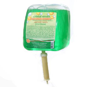 Premisse Sabonete Cristal Ervas 800 ml