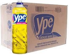 Ype Detergente Neutro 500 ml c/ 24 un.