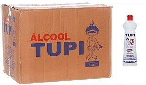 Tupi Caixa Álcool Gel 46,2° 500 ml c/ 12 un.