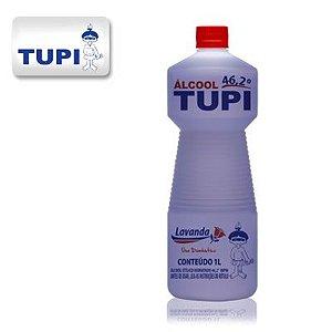 Tupi Álcool Perfumado 46,2° Lavanda 1L