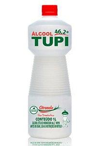 Tupi Álcool Perfumado 46,2° Citronela 1L