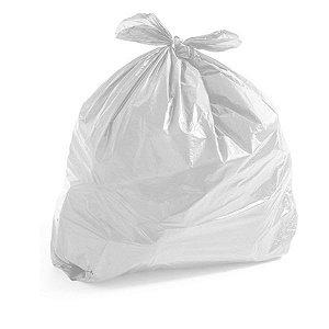 Saco De Lixo 60L Branco c/ 70 un.