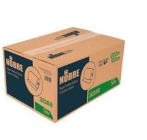 Nobre Papel Toalha em Bobina 20 x 200 caixa c/ 6 un.