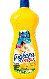Ingleza Cera Líquida Amarela Maxx 750 ml