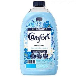 Comfort Amaciante Explosão Azul 1,8L