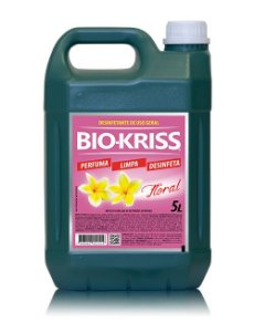 Bio-Kriss Desinfetante Floral 5L