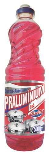 Fuzetto Limpa Alumínio Red 500 ml