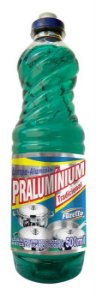 Fuzetto Limpa Alumínio Tradicional 500 ml
