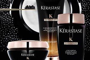 Ritual de Caviar Luxo Kerastase - Hidratação Profunda (Voucher)