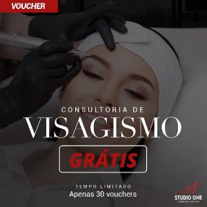 Consultoria de Visagismo Facial com Ana Paula Garcia - 1. Lote Apenas 30 Vouchers Grátis