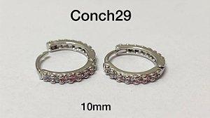 Conch folheado 10mm
