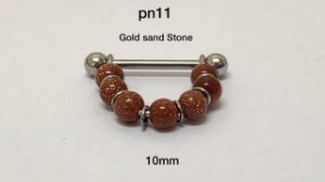 conch gold sand stone