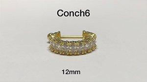 conch folheados 12mm