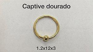 captive dourado 12mm