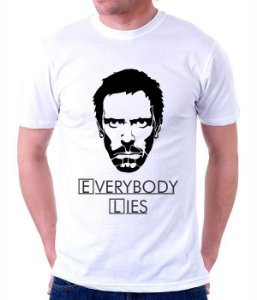Camiseta Everybody Lies