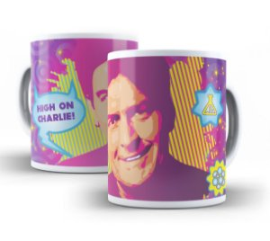 Caneca High on Charlie