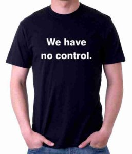 Camiseta All Type Masculina Bad Religion - No Control
