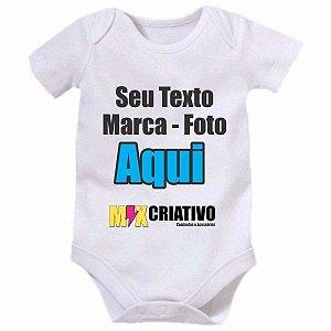 Boby para bebê personalizado do seu jeito