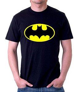 Camiseta Heróis Batman - 100% Algodao