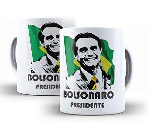 Caneca Bolsonaro Presidente (modelo 01)