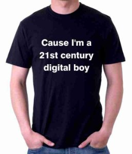 Camiseta All Type Bad Religion 21st Century (Digital Boy)   - 100% Algodao