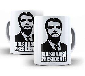 Caneca Bolsonaro Presidente (modelo 04)