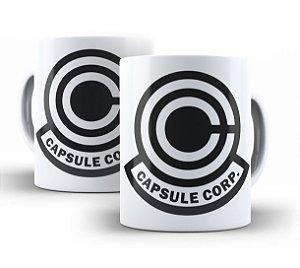 Caneca Capsule Corp
