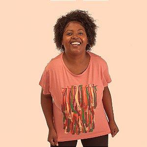 Camiseta Bata Korui - Fitas