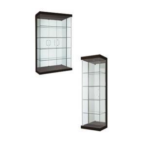 Cristaleira em Vidro iluminação em Led