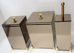 kit lavabo com 6 peças