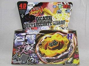 Beyblade Metal Fusion 4D - Death Quetzalcoatl (BB119) Original Rapidity