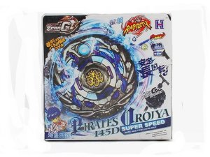 Beyblade Metal Fight Geração G - Zero G, Pirates Orojya ( BBG-08 ) - Lançamento