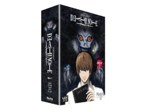 Death Note, Box Completo Dvd ( Mídias Printadas )