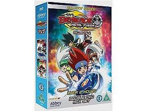 Beyblade, Box Completo Dvd