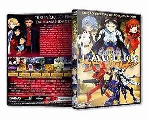 Evangelion Neon Genesis, Box Completo Dvd