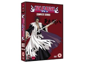 Bleach, Box Completo Dvd