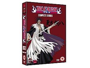 Bleach, Box Completo Dvd