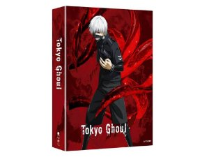 Tokyo Ghoul, Box Completo Dvd