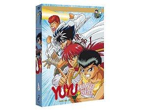 Yu Yu Hakusho, Box Completo Dvd