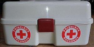 Caixa de primeiros socorros média