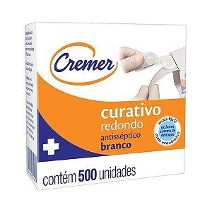 CURATIVO REDONDO C/500 UN ROLO CREMER