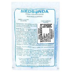 Bolsa para Colostomia Tamanho Médio Medsonda 30MM - c/ 10 Unidades