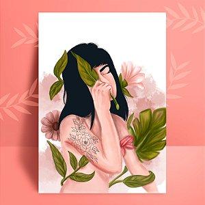 Print - Solitude A3