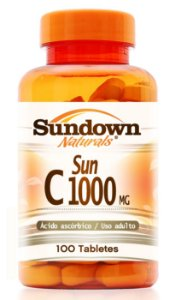 Sun C 1000mg (Vitamina C) 100 Tabletes - Sundown