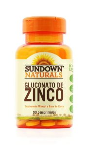 Zinco 7mg (90 Comprimidos) - Sundown