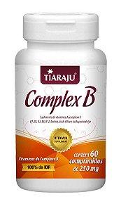 Complex B 250mg (60 Comprimidos) - Tiaraju