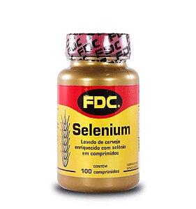 Selenium 34mcg (100 Comprimidos) - FDC